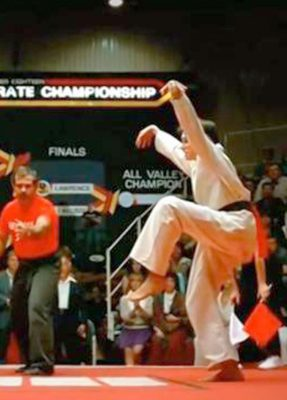 Union Drive-In: THE KARATE KID