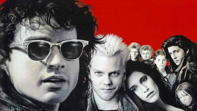 Union Drive-In: THE LOST BOYS
