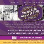 Trailblazing Women of Utah