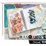 Beyond Words; Mixed Media Journaling Workshop