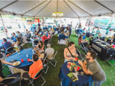 Introducing the Harmons VIP Lounge Experience at the 13th Annual Craft Lake City DIY Festival