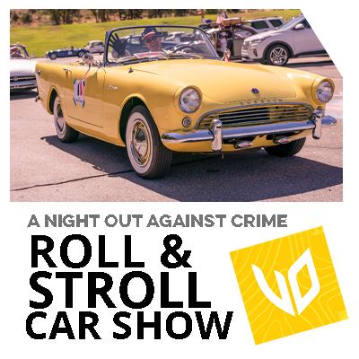 Venture Out! Night Out Against Crime Roll & St...