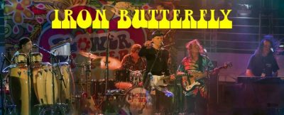 The Legendary Iron Butterfly