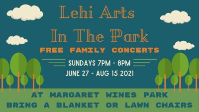 Lehi Arts in the Park 2021