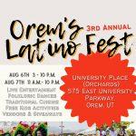 Orem Latino Fest 2021
