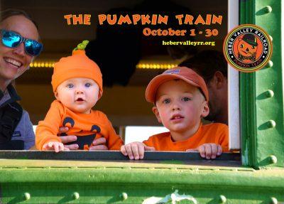 The Pumpkin Train 2021