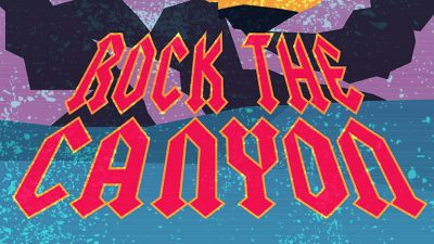 Rock the Canyon Community Party