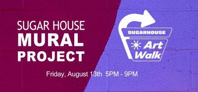 Sugar House Mural Fest & Art Walk
