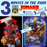 Taylorsville's Movies in the Park 2021