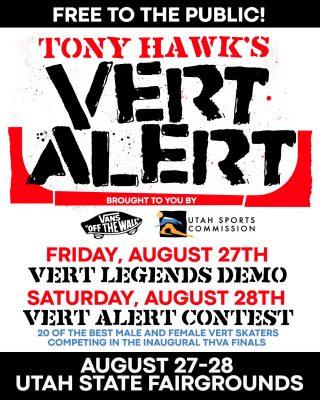 Tony Hawk's Vert Alert