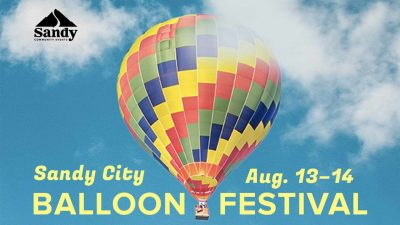 2021 Sandy Balloon Festival