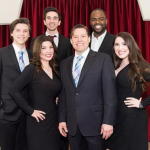 2021 Celebrity Concert Series: The Sharpe Family Singers