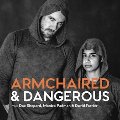 Armchaired & Dangerous Live