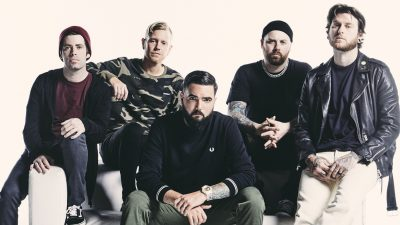 A Day To Remember - The Re-Entry Tour