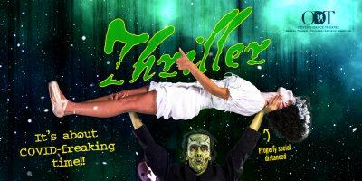 Odyssey Dance Theatre's Thriller at USU Eastern-Ge...