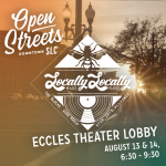 Locally Made, Locally Played @ Open Streets