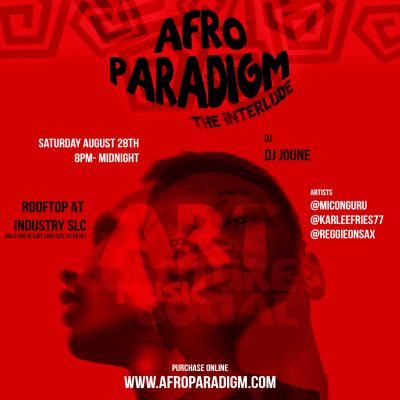 Social Celebration Hosted by AfroParadigm