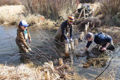 Volunteer Event: Beaver Dam Analog Building