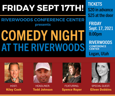 Comedy Night at The Riverwoods