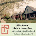 50th Annual Historic Homes Tour