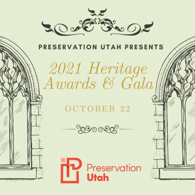 Preservation Utah's Heritage Awards and Gala