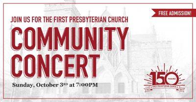 Free Community Concert