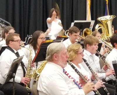 Night at the Movies with the West Jordan Jazz Band...