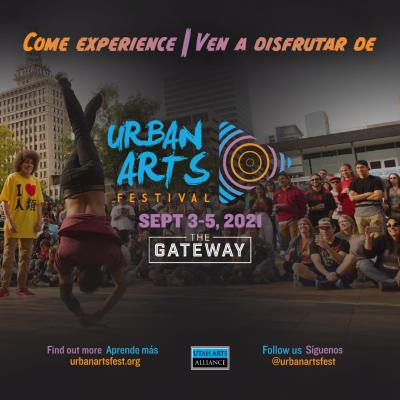 2021 Urban Arts Festival