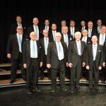 The Beehive Statesmen Barbershop Chorus at the Utah Arts Festival