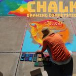 2021 Moab Chalk Drawing Competition
