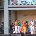 2021 Mondays in the Park Concert Series