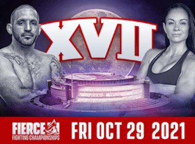 Fierce Fighting Championships XVII