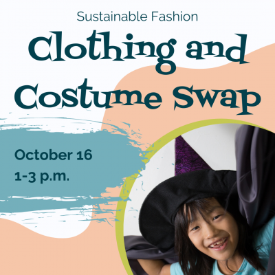 Sustainable Fashion: Costume and Clothing Swap Wor...