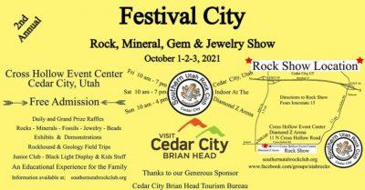 Festival City Rock, Mineral, Gem, & Jewelry Sh...