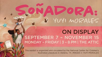 Soñadora - The Art of Yuyi Morales