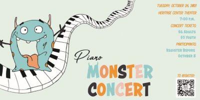 Piano Monster Concert 2021