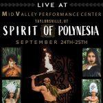 Siva Pasefika: Spirit of Polynesia