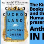 IN PERSON EVENT | Anthony Doerr | Cloud Cuckoo Land: A Novel