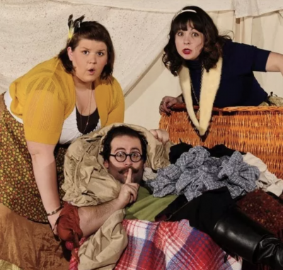 Grassroots Shakespeare's the Merry Wives of Wind...