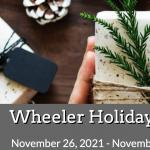 2021 Wheeler Farm Holiday Market