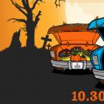 Halloween Trunk-or-Treat 2021