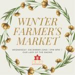 Alta Winter Farmer's Market 2021