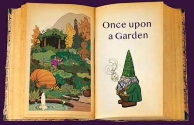 2021 BOOtanical - Once Upon a Garden