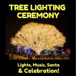 Draper Tree Lighting Ceremony 2021