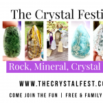 The Crystal Festival: Rock, Gem, Mineral, and Crystal Show!