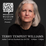 A Conversation with Terry Tempest Williams