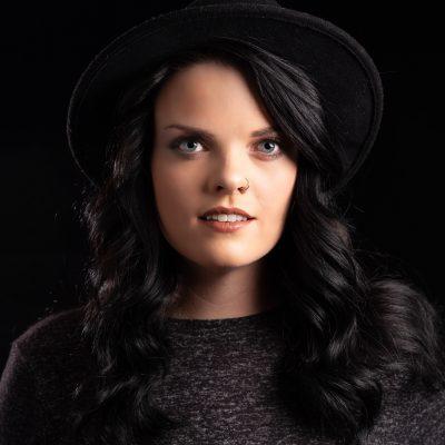 Singer Songwriter Katie Ainge Live at the Utah Sta...