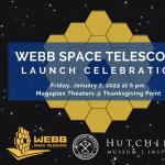 Webb Space Telescope Launch Celebration