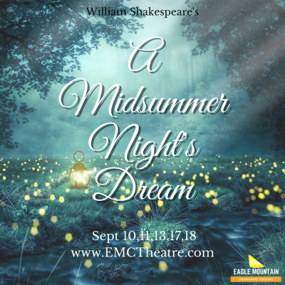 A Midsummer Nights Dream (One Night Only in Heber)...
