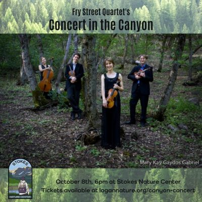 Fry Street Quartet's: Concert in the Canyon